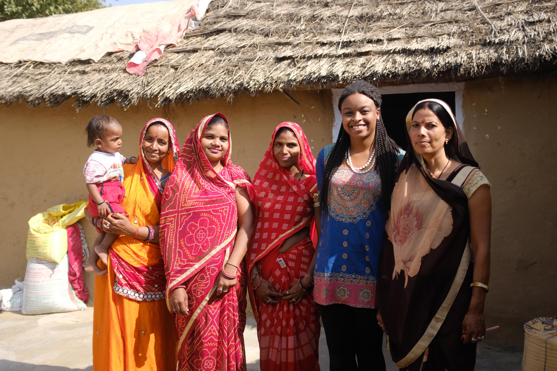 SHANAE with love India Women fair trade artisans
